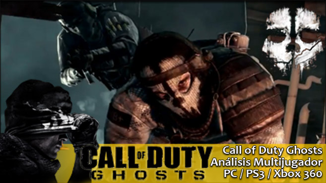 Call of Duty Ghosts - Multijugador